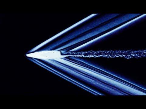 Shockwave Shadows in Ultra Slow Motion (Bullet Schlieren) - Smarter Every Day 203