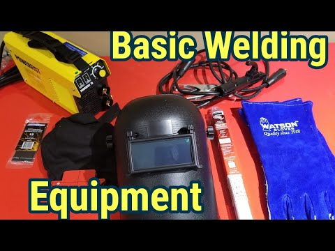 Basic Welding Equipment And Accessories