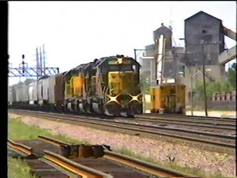 CNW 1996 part 1