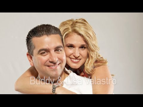 EXCLUSIVE : Cake Boss & wife Lisa Valastro
