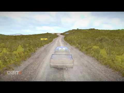 DiRT 4 - Subaru Impreza WRC 2001 - Wales, Career mode (chase cam replay)