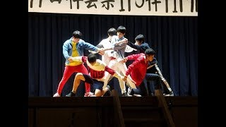 高校 文化祭 BTS/방탄소년단 DNA