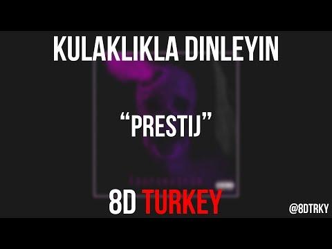 Ceg - Prestij feat. Server Uraz, Hidra (8D VERSION) indir