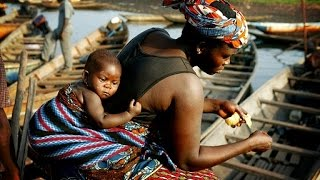 The Yoruba Style of Strapping Babies to the Back + the 'Great' Taboo (Èèwò)
