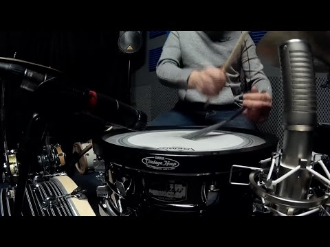 Roll It On Home (John Mayer) [Drum Cover] By Miki Grau