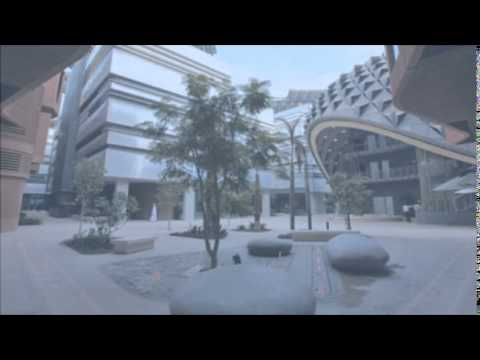 Masdar city travel plan