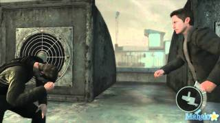 The Bourne Conspiracy - Level 11 Part 1
