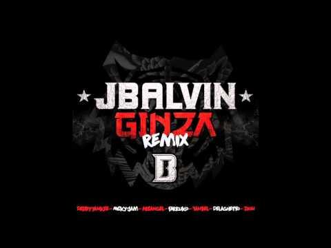 Ginza Remix - J. Balvin | (2015 Official Audio Video)