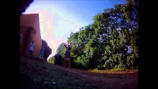 Thin girl shooting POWERFUL 458 Win Mag
