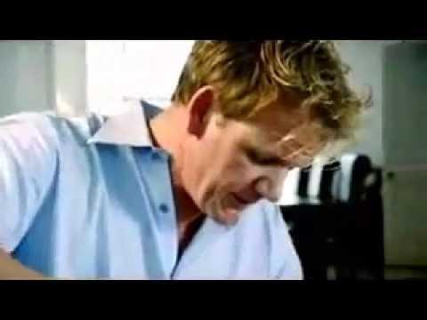 Gordon Ramsay Herb Crusted Rack Of Lamb Youtube