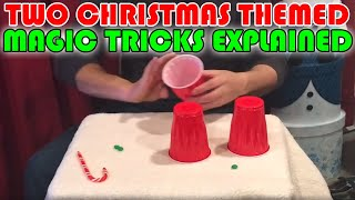 Christmas Themed Magic Tricks
