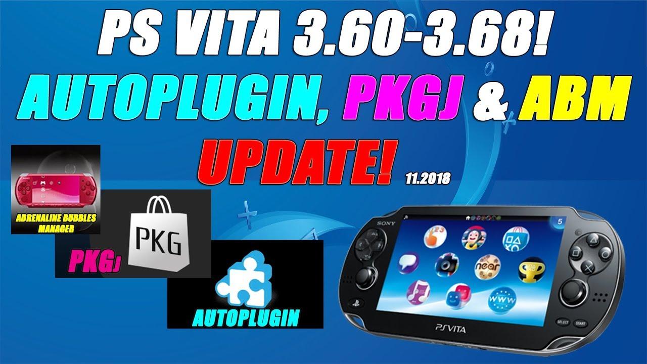 Hướng dẫn toàn tập về Hack PSVITA (Bao gồm Hack chơi game PSP