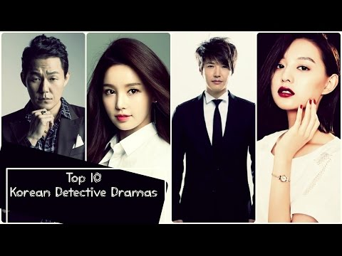 Top 10 Korean Detective Dramas