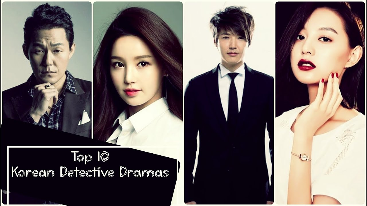 Top  Korean Detective Dramas