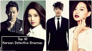 Top 10 Korean Detective Dramas