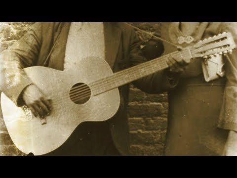 'Lord Have Mercy If You Please' BLIND WILLIE McTELL, Blues Guitar Legend