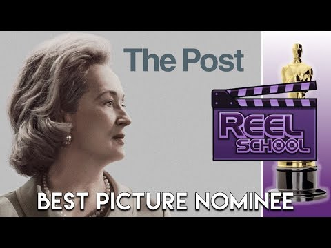 The Post Movie Review (Best Picture Nominee)
