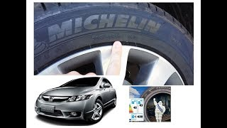 Michelin Primacy 3 no CIVIC - Melhora conforto e ruído???