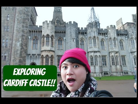Travel Vlog: Exploring West Bromwich & Cardiff Castle!!