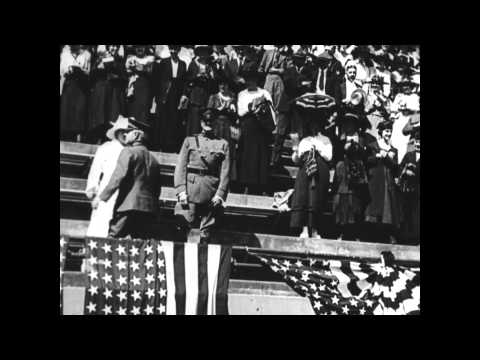 General Pershing's Return [1919], 1935