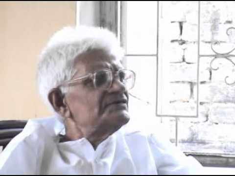 Interview (part 2) with Prof. A.K. Raychaudhuri (Presidency College, Kolkata), 2003