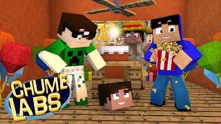 Minecraft: PASSADO DE TUDO! (Chume Labs 2 #63)