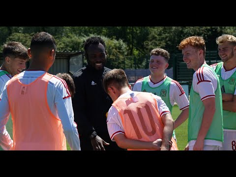 FAW Trust Video - The transition from player to coach