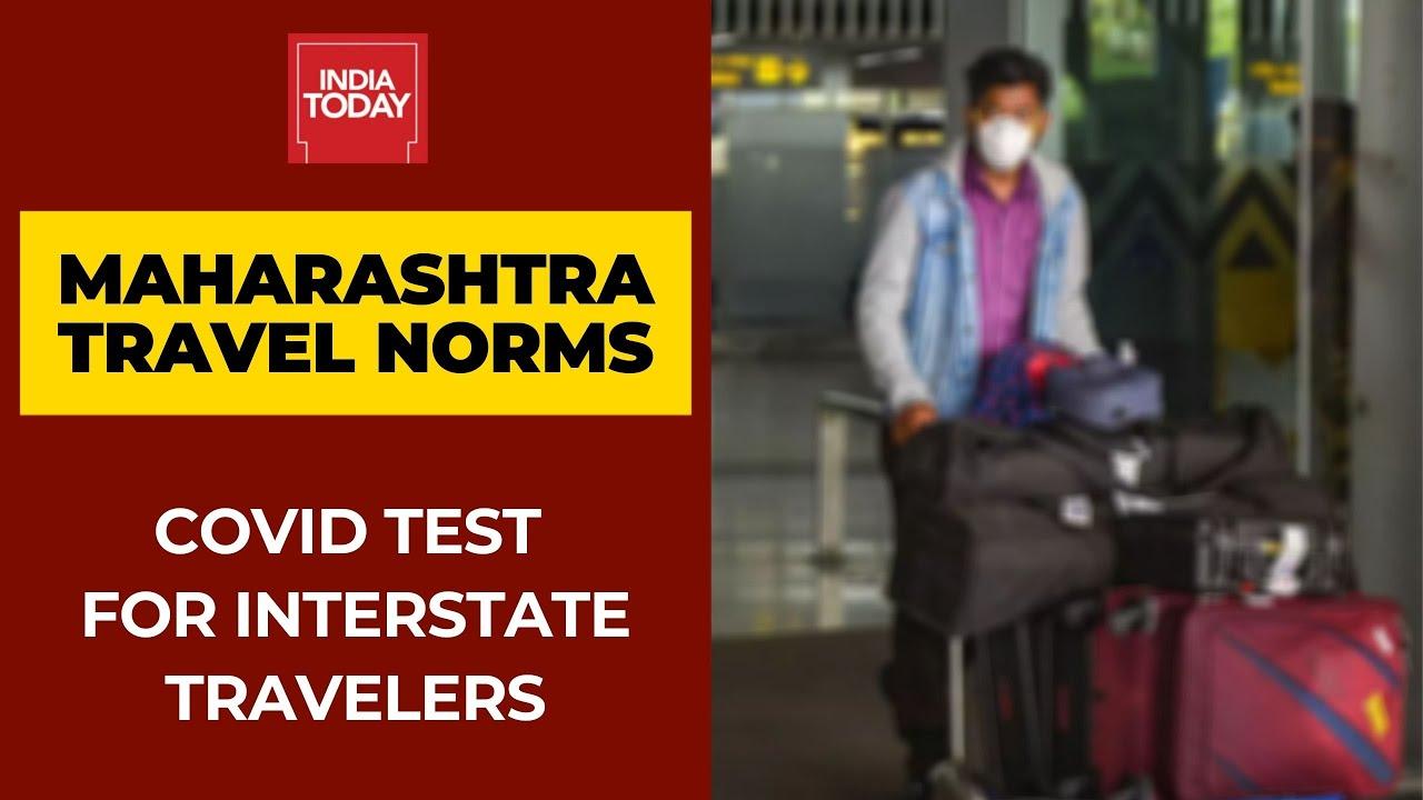 Maharashtra Issues New Covid Guidelines For Travelers From Delhi Rajasthan Gujarat Goa Youtube