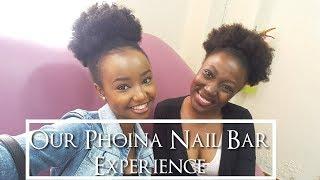 My Phoina Nail Bar Experience // Wabosha Maxine