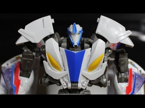 Transformers Prime Beast Hunters: Deluxe Smokescreen - SSJ Reviews 391