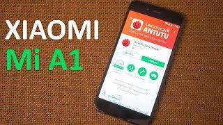 Xiaomi Mi A1 Antutu Geekbench 4GB/64GB Global Version