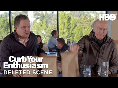 'Water Taste Test' Ep. 6 Deleted Scene | Curb Your Enthusiasm | Season 9