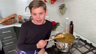 Рыбный суп из консервов ( уха ) от Шеф Паштет Мастера - Суп за 20 минут (быстро, полезно, вкусно)