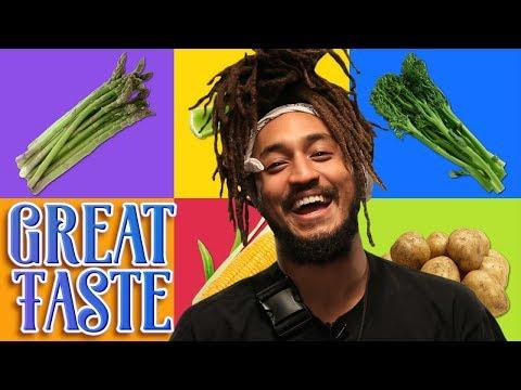 The Best Vegetables  Great Taste