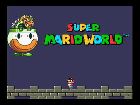 Super Mario World -- Bowser battle [remix]