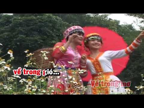 [HD] Karaoke Hoa đào xuống chợ - BEAT (Karaoke by Kgmnc)