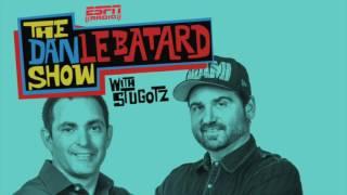Dan Lebatard Show: Cote and Stugotz bad segment