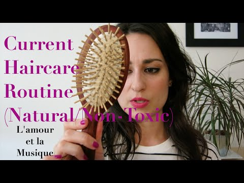 current-hair-care-routine-(natural/nontoxic)-|-l'amour-et-la-musique