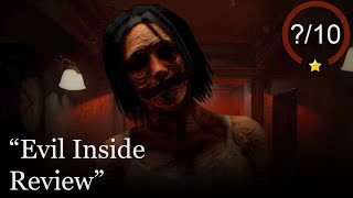Evil Inside Review [PS5, Series X, PS4, Switch, Xbox One, & PC] (Video Game Video Review)