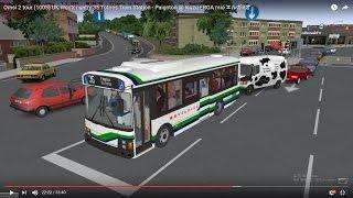 Omsi 2 tour (1005) UK Westcountry 35 Totnes Train Station - Paignton @ Isuzu ERGA mio エルガミオ