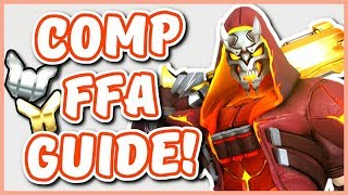 Overwatch - HOW TO WIN COMPETITIVE DEATHMATCH (Deathmatch Guide!)
