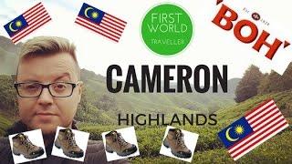 Cameron Highlands - Hiking in Malaysia