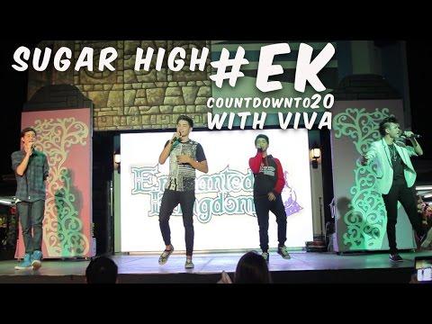 Sugar High - WEEKEND [LIVE!]