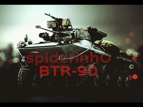 [BF4] Proper BTR-90 shooting