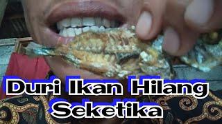 Menelan tulang ikan, atau bahasa umumnya disebut ketulangan, membuat tenggorokan jadi sakit saat men.