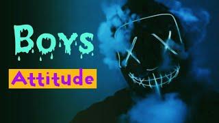Top 5 Boy Attitude Ringtone 2020    single boy attitude    inshot music