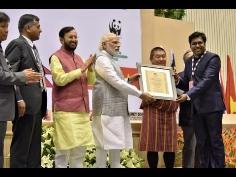 PM Modi inaugurates 3rd Asia Ministerial Conference on Tiger Conservation