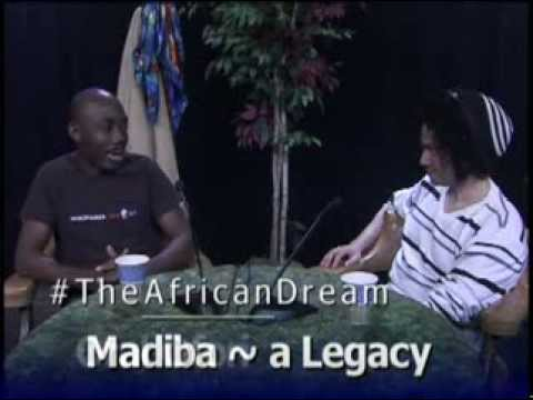 In memory of Nelson Mandela, Dr. Martin Luther King Jnr & Komla Dumor