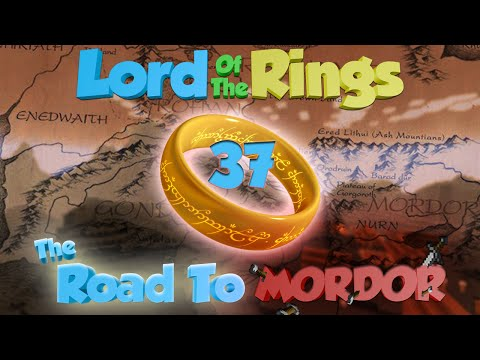 Minecraft Lord Of The Rings: The Road To Mordor Ep.37 - MITHRIL ARMOR!