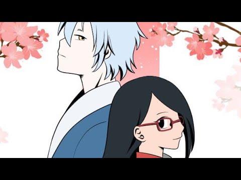 | AMV | Мицуки и Сарада - Поскриптум ( Моя часть совместки с Anime Chan )